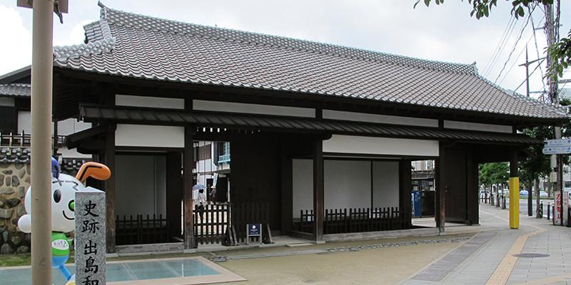 出島和蘭商館跡建築物 復元