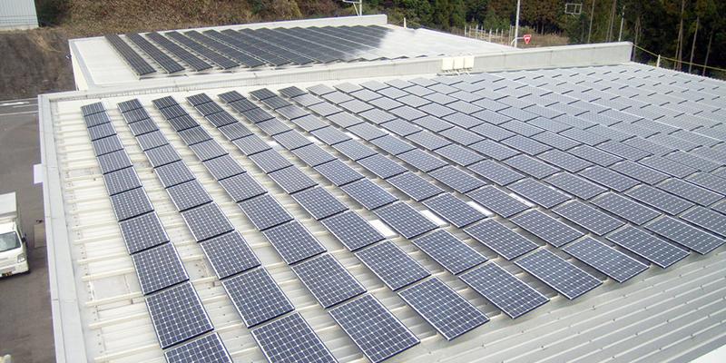 鍋順の太陽光発電システム
